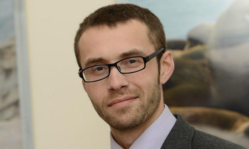 Исполняющий обязанности директора национального парка «Русская Арктика» Александр Кирилов.